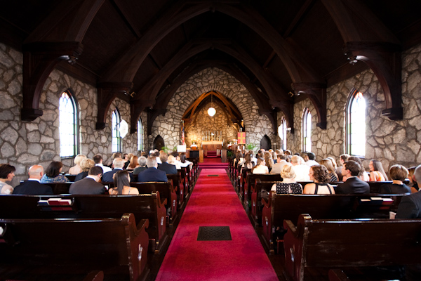 Interior of Holy Trinity Anglican Church