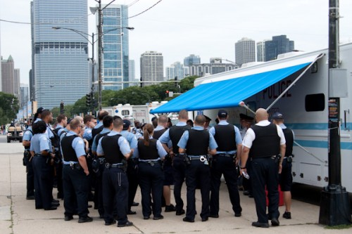 Chicago police prepare for Lollapalooza