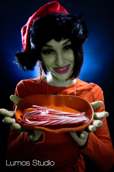 Wendy as Christmas Creep