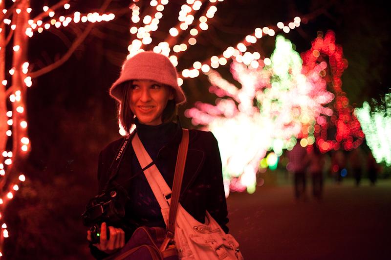 ... Lights Before Christmasu201d At Riverbanks Zoo. (I ...
