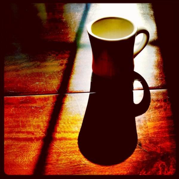 Mmmm, coffee...