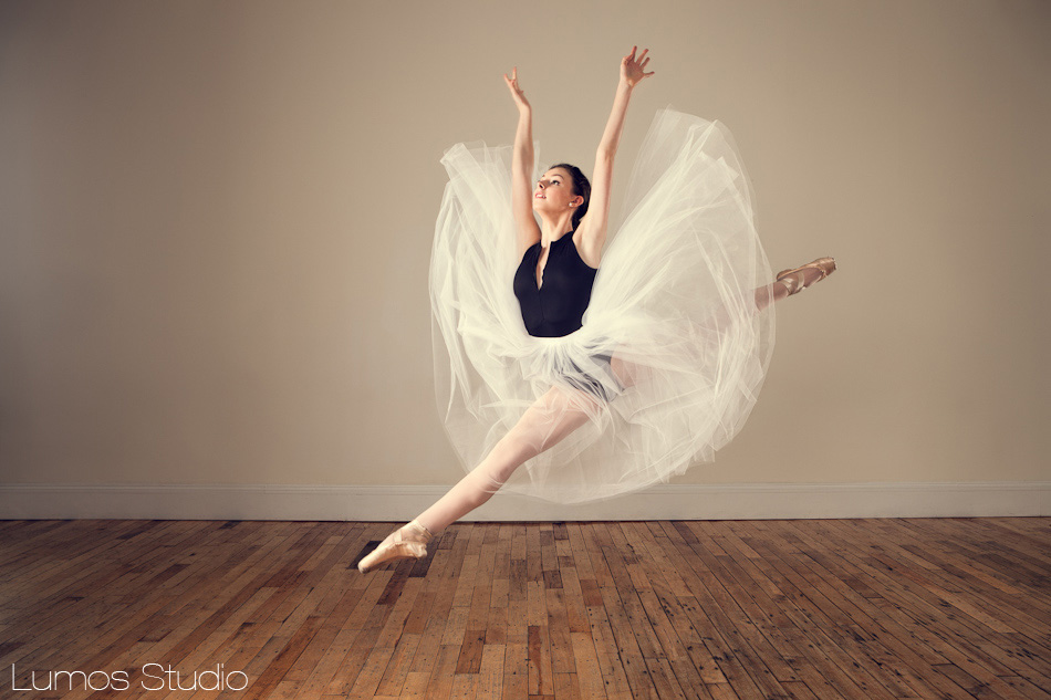 Ballet senior portrait