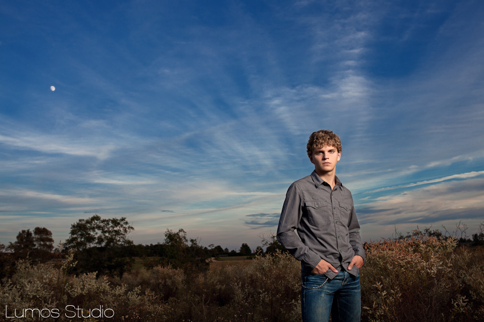 Columbua SC Senior portrait