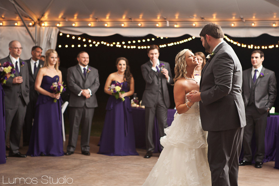 First dance at The Island House