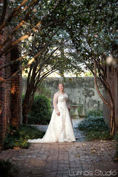 Columbia SC Bridal portrait