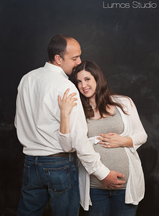Maternity photography - Columbia SC - couple