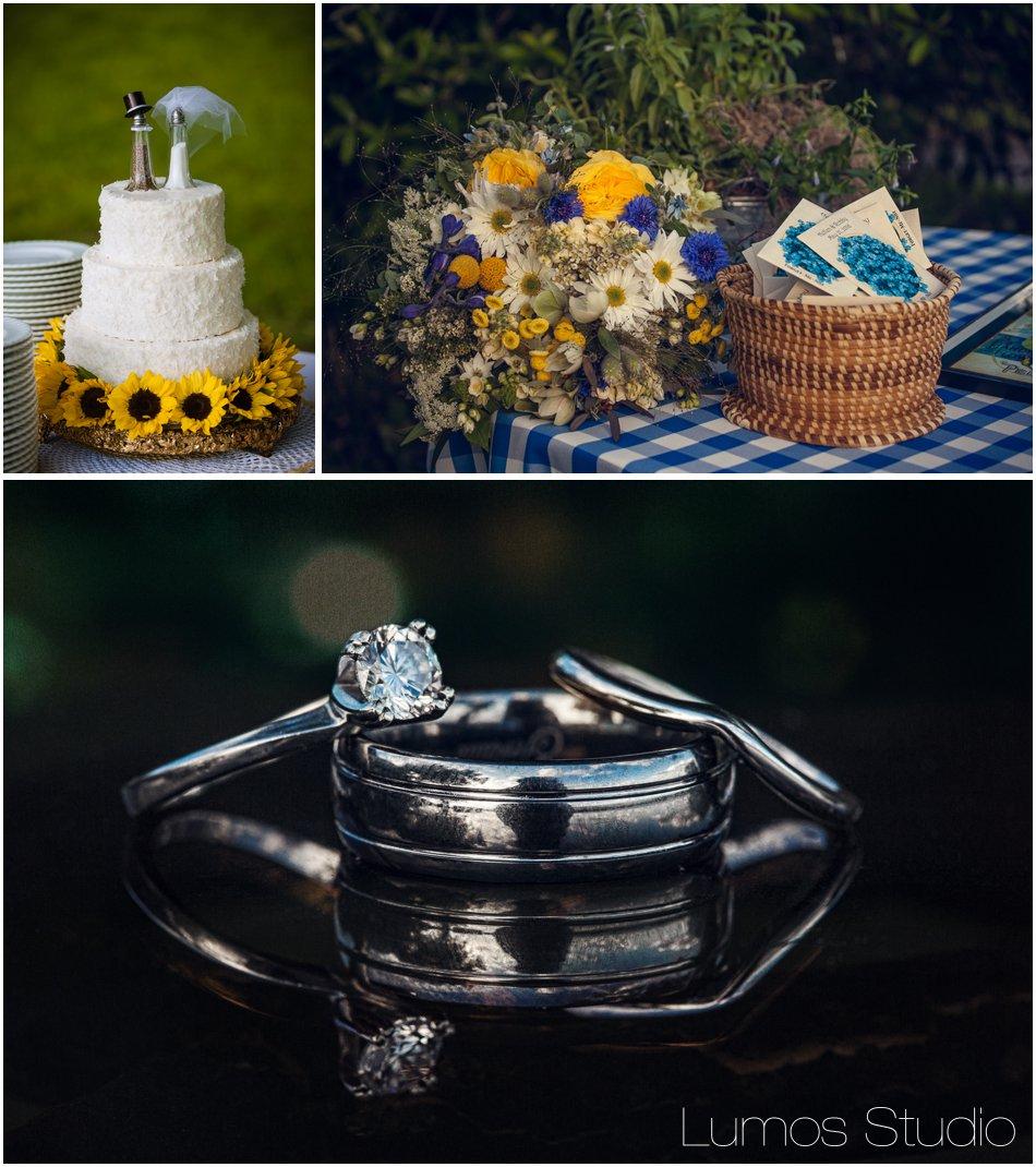 06 Wedding details