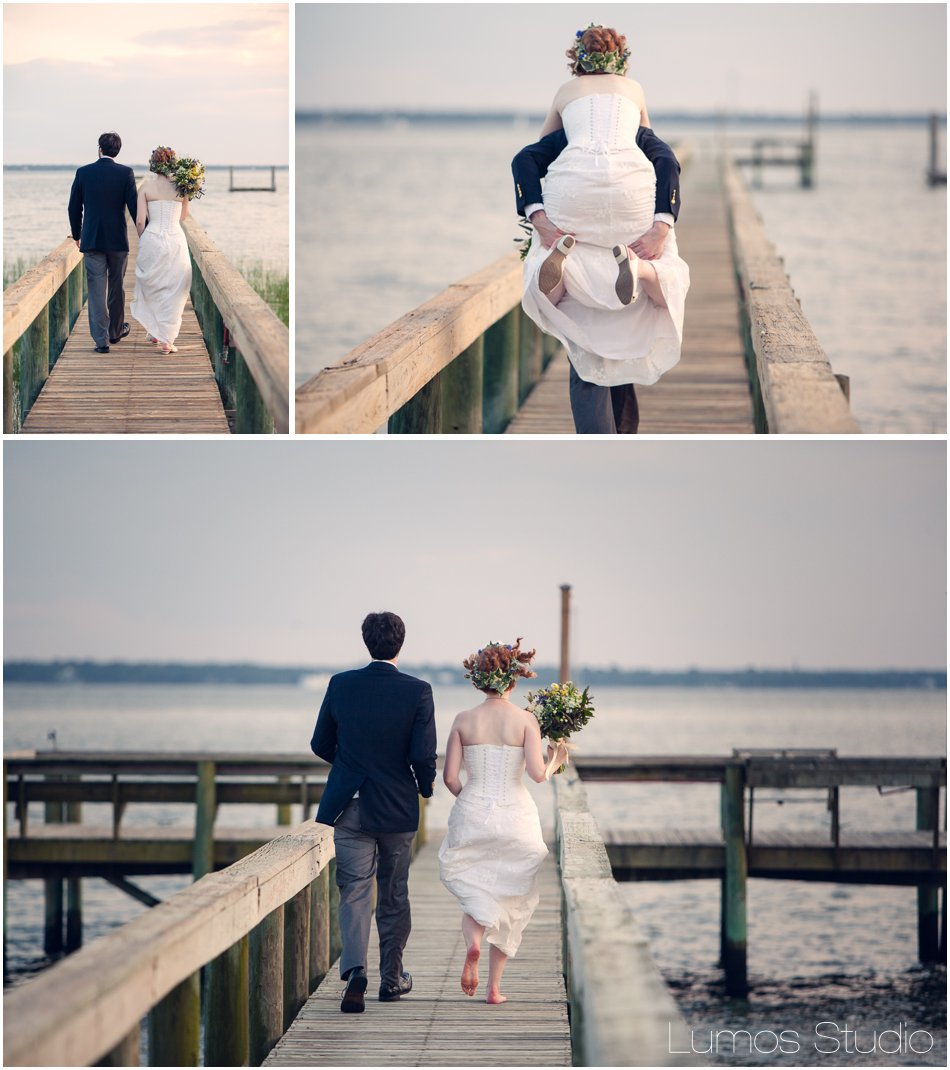 12 Charleston Wedding on the water